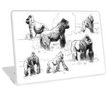 Gorillas Laptop Skin