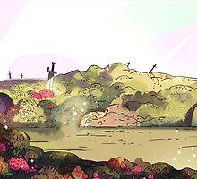 Steven Universe, Battlefield by ICECHIBII