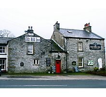 The Old Hill Inn Photographic Print