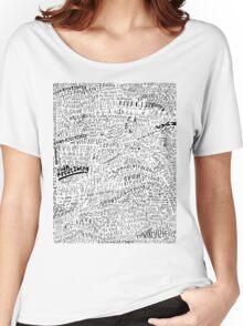 Evan Kreutzberg Doodle Women's Relaxed Fit T-Shirt