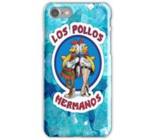 Blue Sky Hermanos iPhone Case/Skin