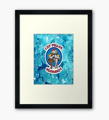 Blue Sky Hermanos Framed Print