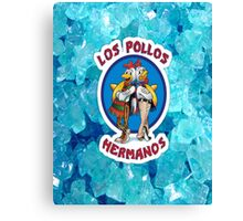 Blue Sky Hermanos Canvas Print