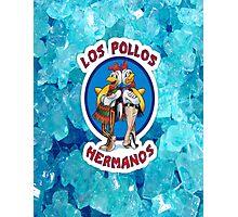 Blue Sky Hermanos Photographic Print