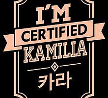 Certified KARA Kamilia by skeletonvenus