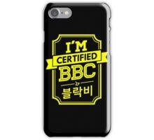 Certified BLOCK B BBC iPhone Case/Skin