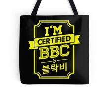 Certified BLOCK B BBC Tote Bag