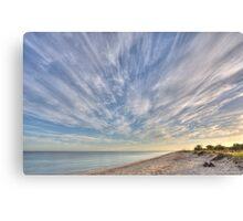 Busselton Beach, Western Australia Canvas Print