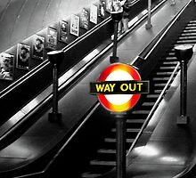 This way... please by Sebastian Warnes