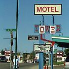 Route 66 - Santa Rosa, New Mexico by Frank Romeo