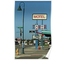 Route 66 - Santa Rosa, New Mexico Poster