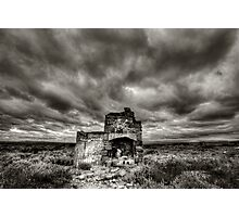 Path to the Hearth Photographic Print