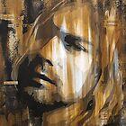 Kurt Cobain Tormented by redgatestudio