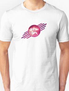 Derby Girl Star Unisex T-Shirt