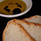 Pane e Olio (Italian Food Series) by diLuisa Photography