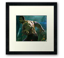 Hulk!Soo Framed Print