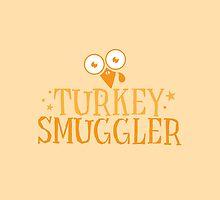 TURKEY SMUGGLER with funny bird by jazzydevil