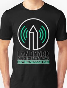 LANDMARK MUSIC FESTIVAL FOR THE NASIONAL T-Shirt