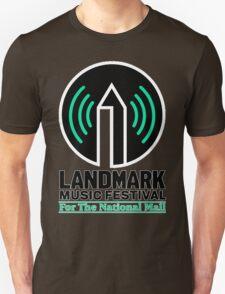 LANDMARK MUSIC FESTIVAL FOR THE NASIONAL T-Shirt