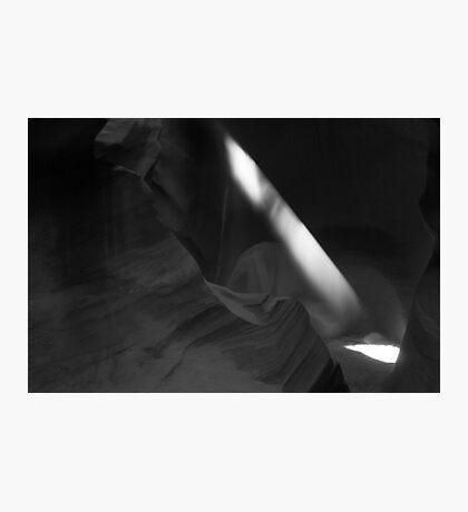Shining Light Photographic Print