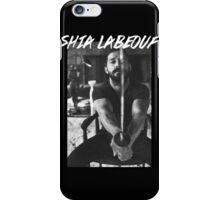 Shia Labeouf Sword iPhone Case/Skin