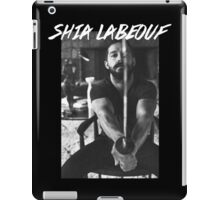 Shia Labeouf Sword iPad Case/Skin