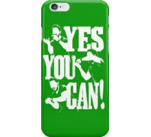 Shia Labeouf - YES YOU CAN iPhone Case/Skin