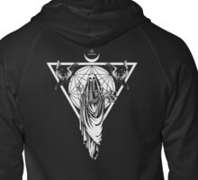 The Withering Crone Zipped Hoodie