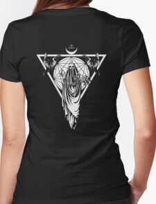 The Withering Crone Womens Fitted T-Shirt