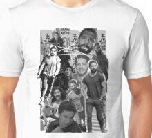 Shia Labeouf Collage Unisex T-Shirt