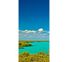 Colours of Broome Photographic Print