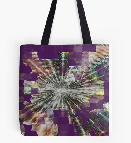 Unhinged (Abstract) Tote Bag