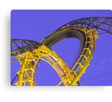 Loch Ness Monster, Busch Gardens, VA Canvas Print