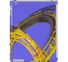 Loch Ness Monster, Busch Gardens, VA iPad Case/Skin
