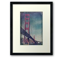 Stretching Out Before Us Framed Print
