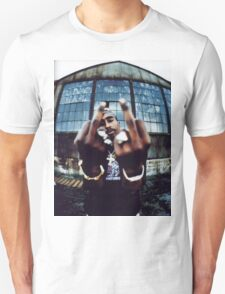 Tupac Raw Vibes (All Products) T-Shirt