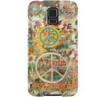 The Beatles iPhone Case John Lennon Peace Sign 6, 5, 4s, 4, 3gs, 3 Imagine All You Need is Love Samsung Galaxy Case/Skin
