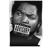 Ice Cube - Too Real Poster