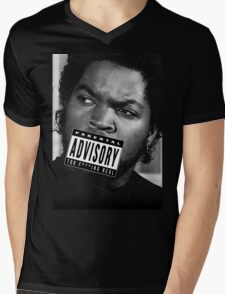 Ice Cube - Too Real Mens V-Neck T-Shirt