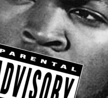 Ice Cube - Too Real Sticker
