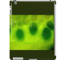 I'm in love with green iPad Case/Skin