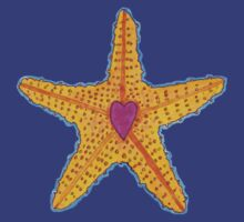 Love Starfish by John Douglas