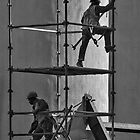 Scaffold construction by awefaul