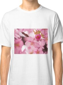 Sakura - Cherry blossoms Classic T-Shirt