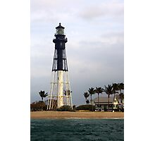 Coral Springs Lighthouse Photographic Print