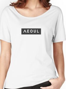 seoul Women's Relaxed Fit T-Shirt