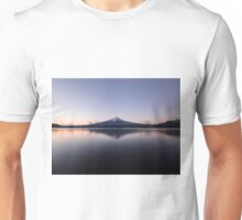 Morning with Fujisan Unisex T-Shirt