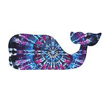 Tie Dye Whale by mreedd