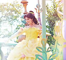 Disney's Belle by KRISTINELISA3