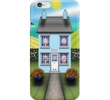 Dolphin Cottage iPhone Case/Skin